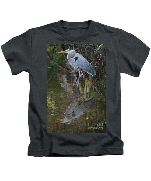 Blue 1212 Kids T-Shirt