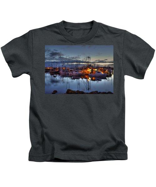 Blue Hour Kids T-Shirt