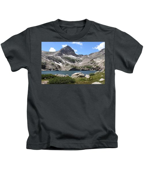 Blue Lake Kids T-Shirt