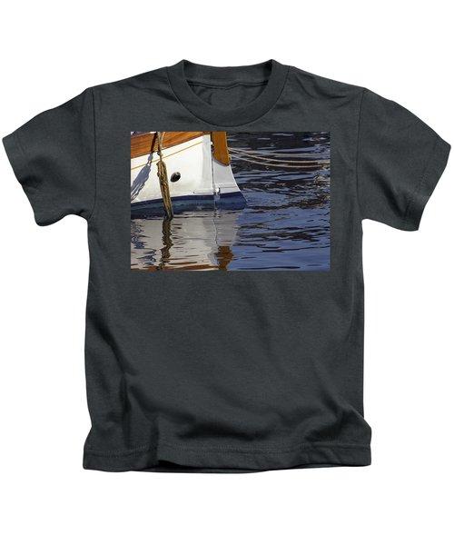 Blue Rudder Kids T-Shirt