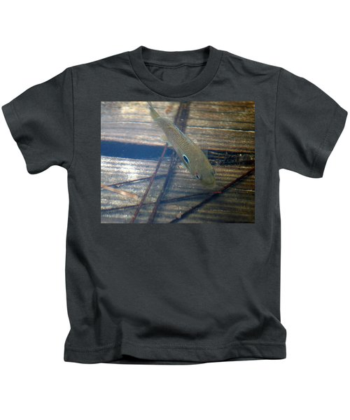 Bluegill On The Hunt Kids T-Shirt
