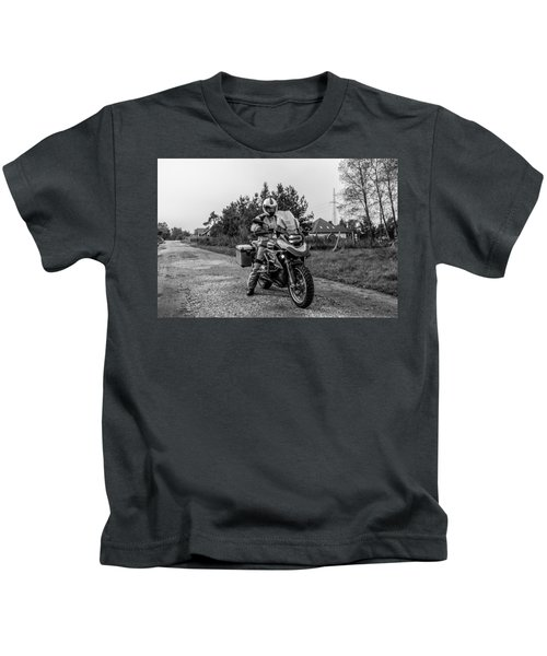 Bmw R 1200 Gs Kids T-Shirt