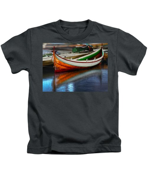 Boat Kids T-Shirt