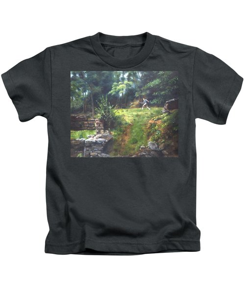 Bouts Of Fantasy Kids T-Shirt
