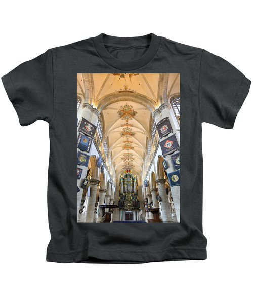 Breda Cathedral Kids T-Shirt