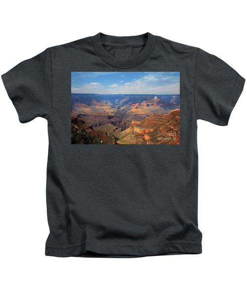 Bright Angel Trail Grand Canyon National Park Kids T-Shirt