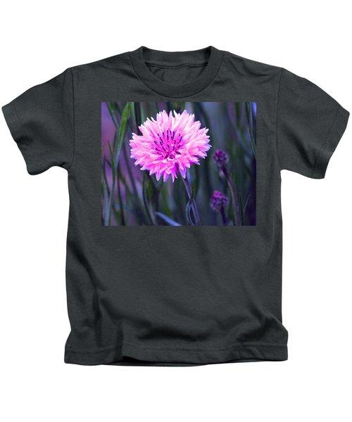 Brilliant Button Kids T-Shirt