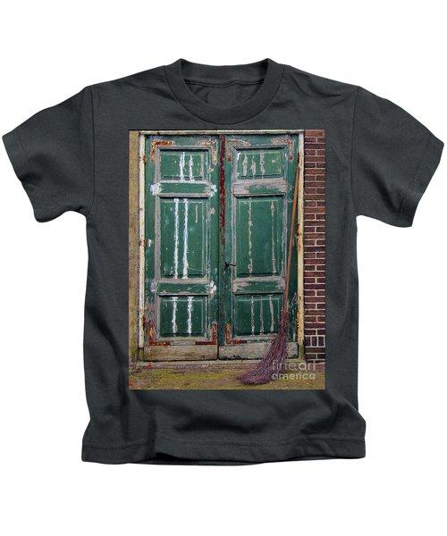 Broom Door Kids T-Shirt