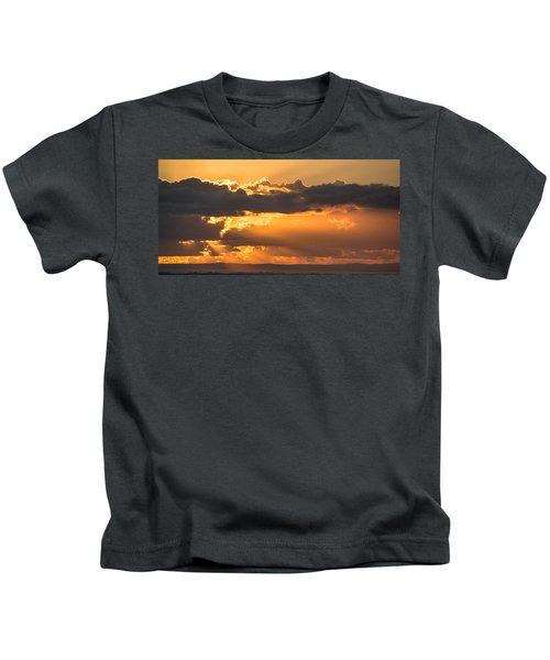 The Trumpet Sound Kids T-Shirt