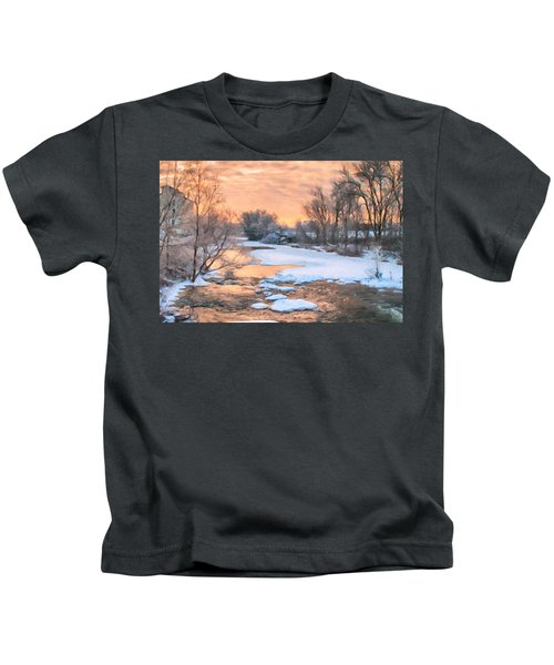 By The Old Mill Kids T-Shirt