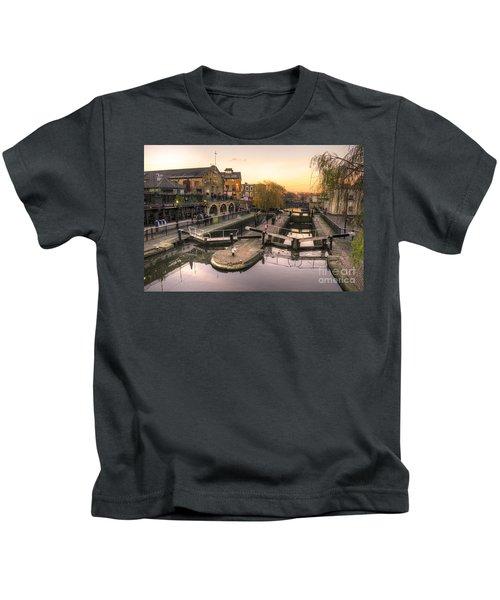 Camden Lock  Kids T-Shirt