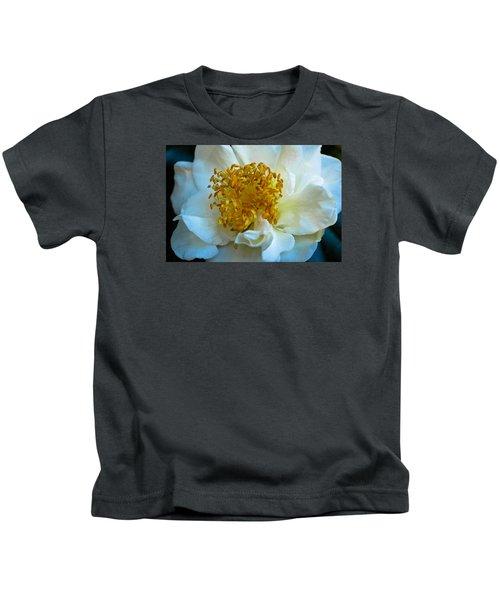 Camellia Kids T-Shirt