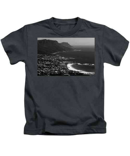 Camps Bay Cape Town Kids T-Shirt