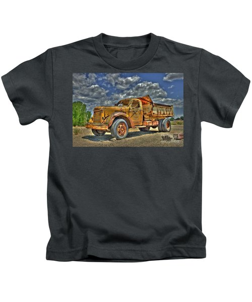 Canyon Concrete Kids T-Shirt