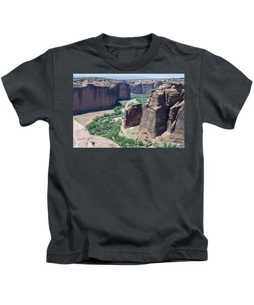 Canyon De Chelly View Kids T-Shirt
