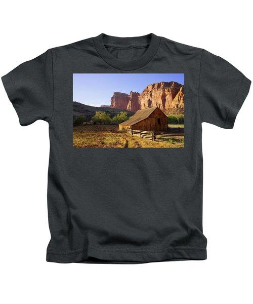 Capitol Barn Kids T-Shirt