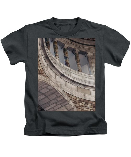 Capitol Curves Kids T-Shirt