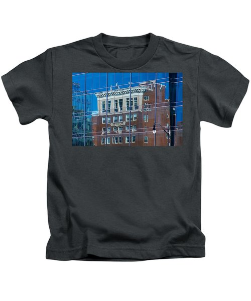 Carpenters Building Kids T-Shirt