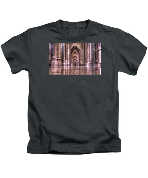Cathedral Reflections Kids T-Shirt