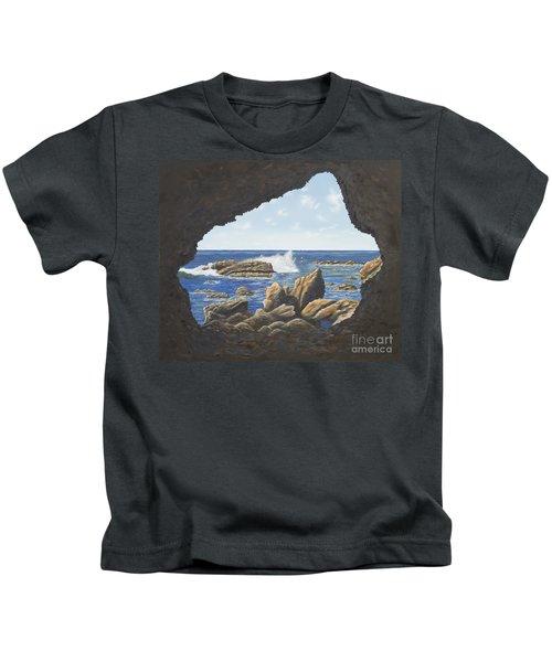 Cave View Kids T-Shirt