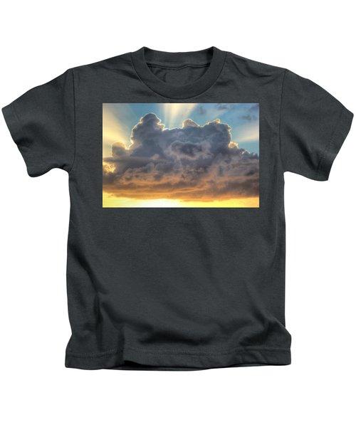 Celestial Rays Kids T-Shirt