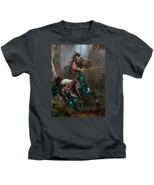 Centaur Token Kids T-Shirt