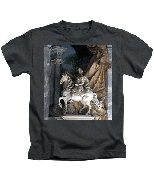 Charlemagne  Kids T-Shirt