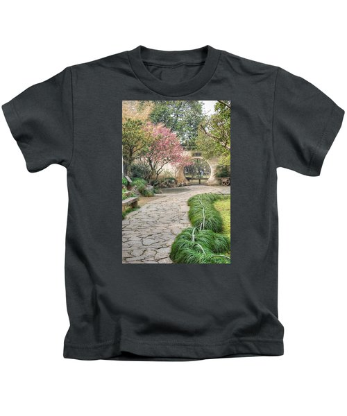 China Courtyard Kids T-Shirt