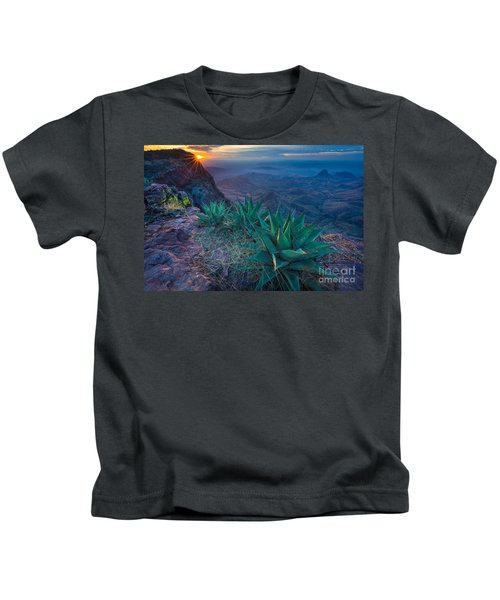 Chisos Dawn Kids T-Shirt
