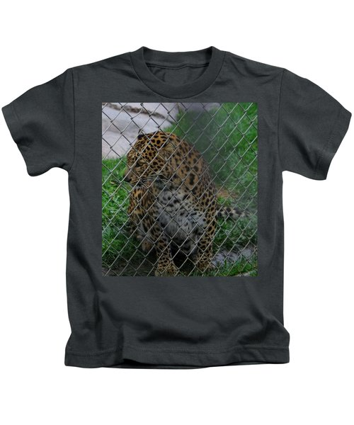 Christmas Leopard I Kids T-Shirt
