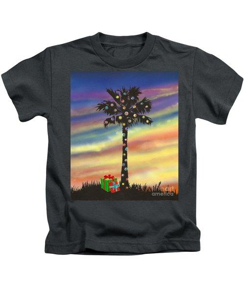 San Clemente Christmas Kids T-Shirt