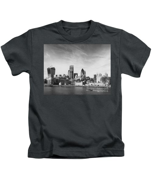 City Of London  Kids T-Shirt