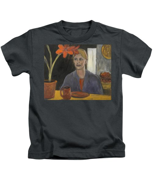 Claire's Amaryllis Kids T-Shirt
