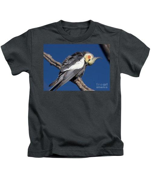 Cockatiel - Canberra - Australia Kids T-Shirt