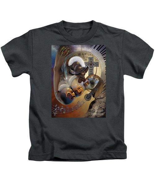Color Y Cultura Kids T-Shirt