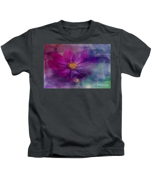 Colorful Cosmos Kids T-Shirt