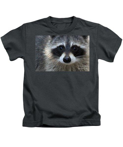 Common Raccoon Kids T-Shirt