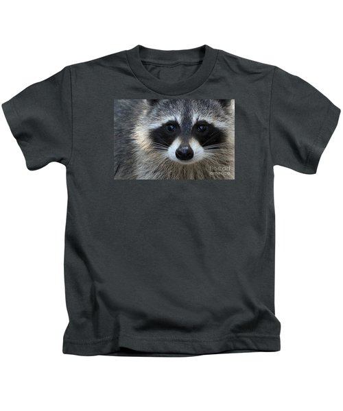 Common Raccoon Kids T-Shirt
