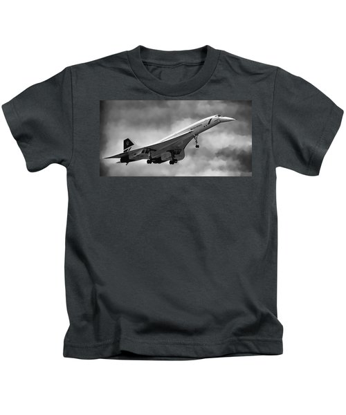 Concorde Supersonic Transport S S T Kids T-Shirt