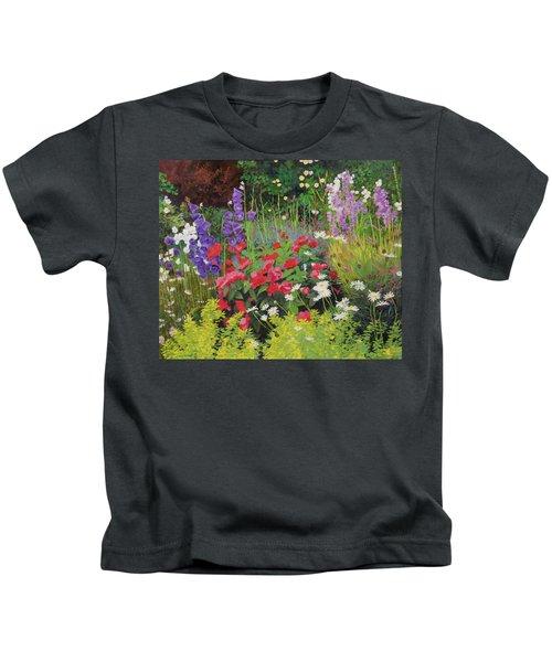 Cottage Garden Kids T-Shirt
