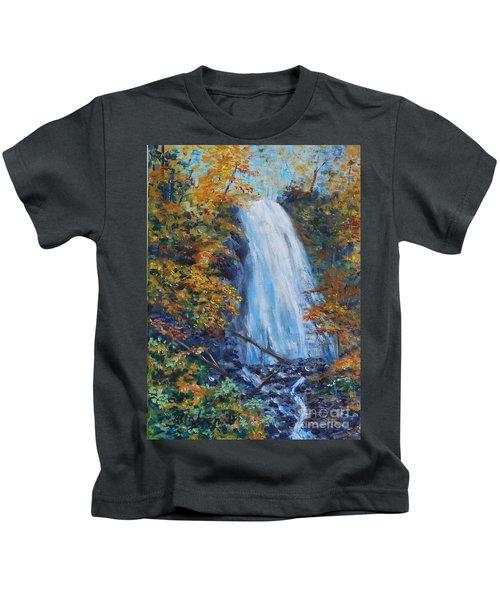 Crab Tree Falls Kids T-Shirt