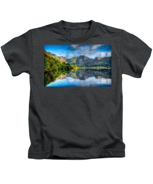 Craf Nant Lake Kids T-Shirt