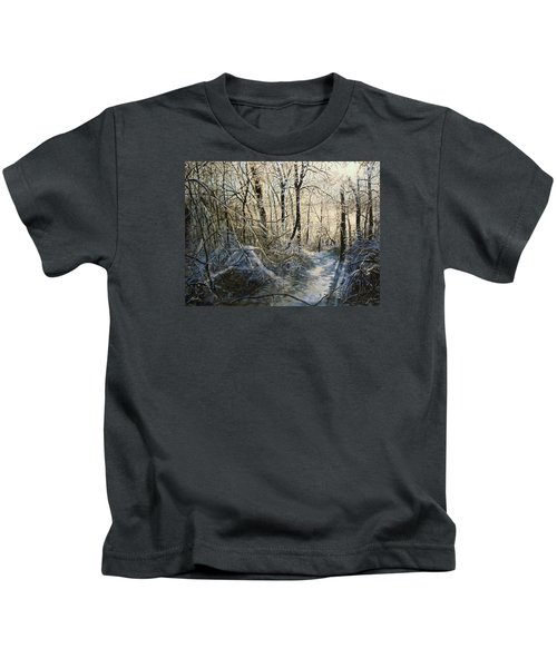Crystal Path Kids T-Shirt