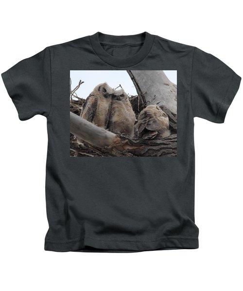 Cuddling Up Kids T-Shirt