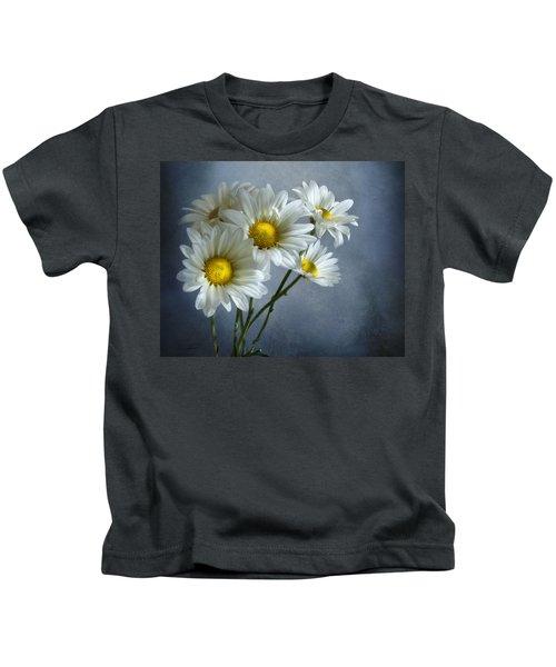 Daisy Bouquet Kids T-Shirt
