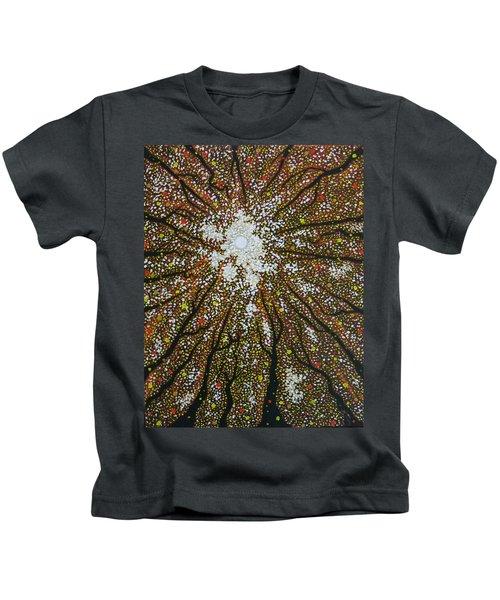 Dancing Through Sunday Kids T-Shirt