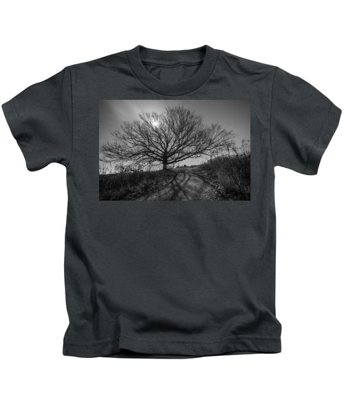 Dark And Twisted Kids T-Shirt