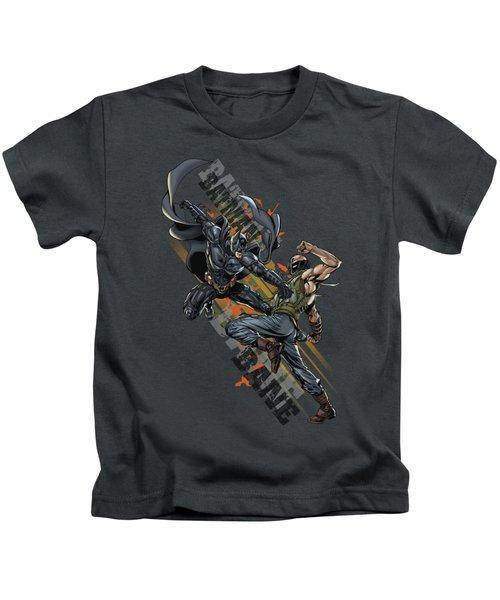 Dark Knight Rises - Attack Kids T-Shirt