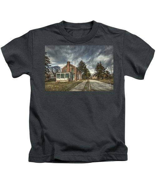 Darkened Days To Come Kids T-Shirt