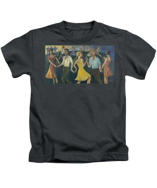 Dawn Dance Kids T-Shirt
